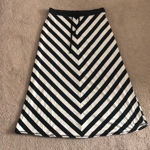 Old navy long maxi skirt
